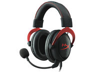 Слушалки Kingston HyperX Cloud II Red
