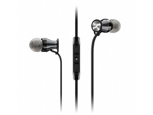 Слушалки Sennheiser Momentum In-Ear G (M2 IEG), Black Chrome