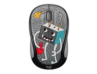 Мишки Logitech M238 Doodle Collection, LIGHTBULB
