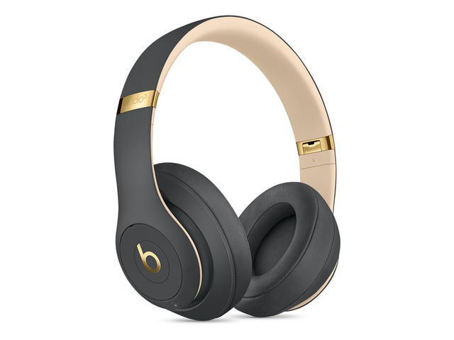 Слушалки Beats Studio3 Wireless, Shadow Grey