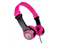 Слушалки JLAB Jbuddies Folding Kids Headphones - Black/Pink