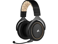 Слушалки Corasair  HS70 PRO WIRELESS Gaming Headset Cream (EU)