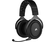 Слушалки Corasair HS70 PRO WIRELESS Gaming Headset Carbon (EU)