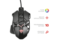 Мишки TRUST GXT 138 X-Ray Illuminated Gaming Mouse