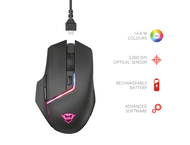 Мишки Trust GXT 161 Disan Wireless Gaming Mouse