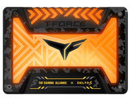 SSD 500GB SATA Team Group T-Force Delta S TUF RGB Black