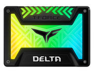 SSD 250GB SATA Team Group T-Force Delta RGB Black
